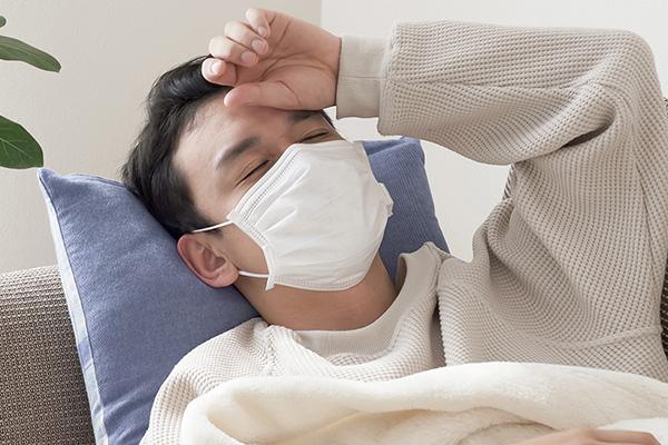 画像:インフルエンザ