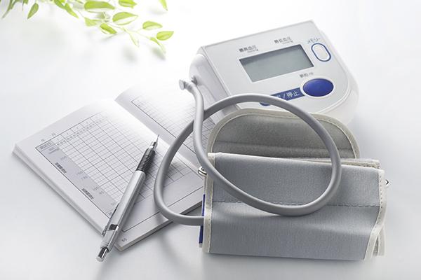 画像:高血圧症